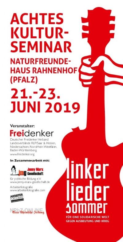 Linker Liedersommer 2019